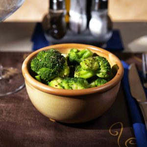 Broccoli with olive oil (200 g)