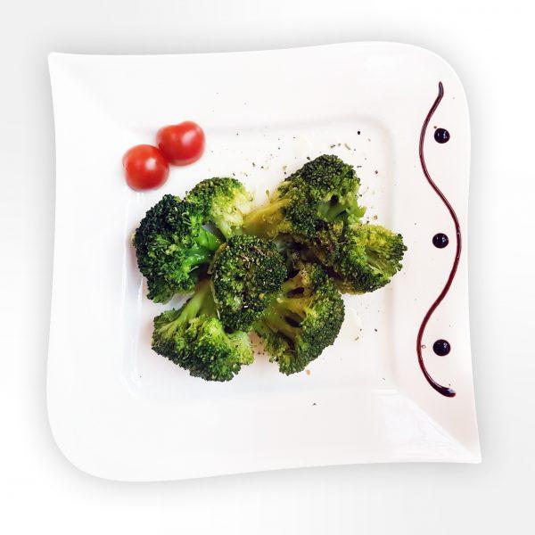 Broccoli cu ulei de masline (200 g)