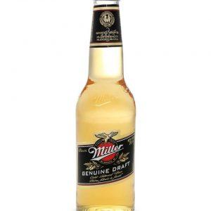 Miller Genuine Draft 4,7 % 0,330 ml