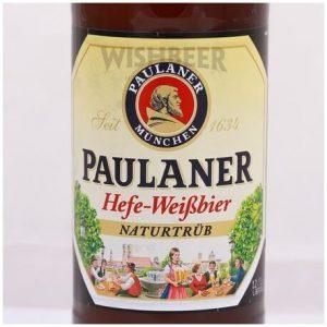 Paulaner Weissbier (bere nefiltrata) 5,5% 500ml