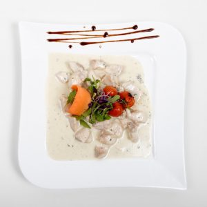 Chicken breast with gorgonzola (250/50 g)