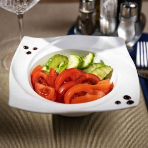 Cucumber and tomato salad (200 g)