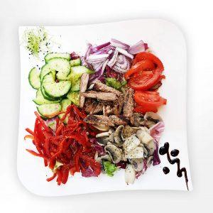 Salata Mansion PUB cu carne de vita