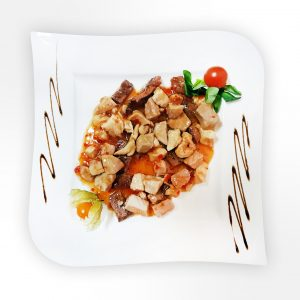 Tigaie picanta (350 g)
