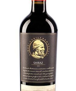 Shiraz (rosu,sec)