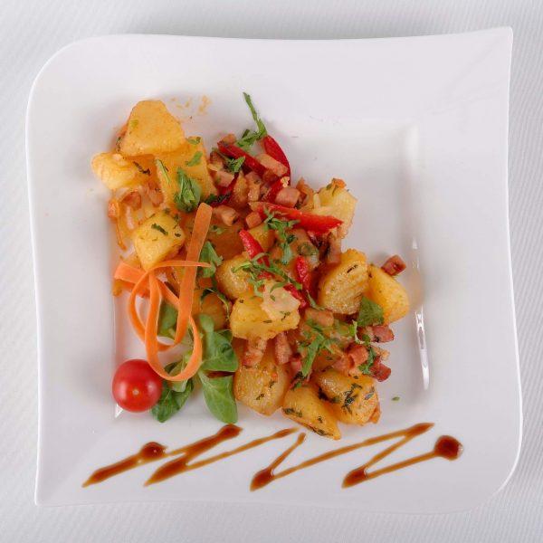 Cartofi taranesti (250 g/ 50g)