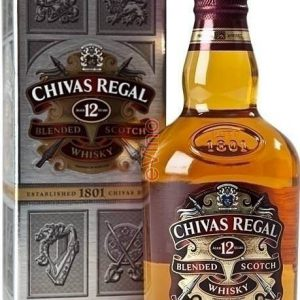 Chivas Regal 40% 12 ani