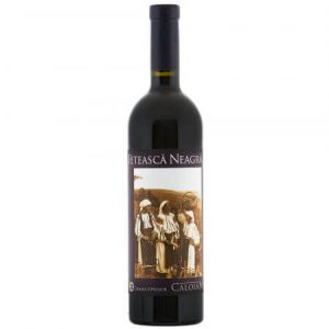 Feteasca Neagra Caloian 13%(rosu,sec)