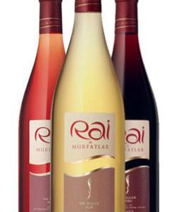 Rai de Murfatlar 12%(red/white 11,5 %,sweet)