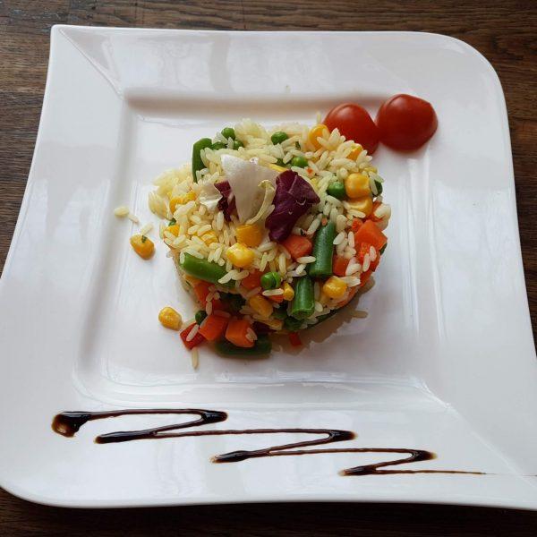 Orez cu legume mexicane (250 g)