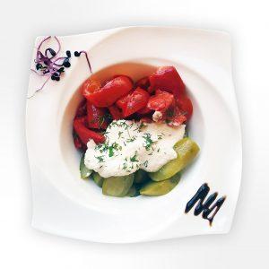 Pickled peasant's salad (200 g)