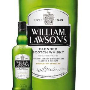 William Lawson 40%
